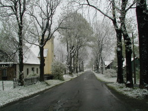 Vesnická památková zóna Rejvíz