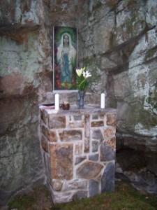 Poutní místo Panny Marie Lurdké Rejvíz